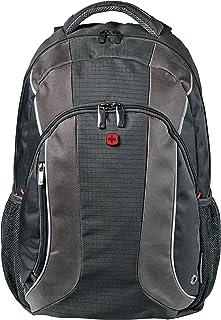 Wenger 604433 Mercury Essential Laptop Backpack, Grey/Black
