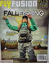 Fly Fusion Fall Fishing magazine volume 16 issue 4 2019
