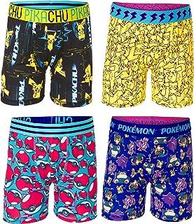 Pokemon Boys' Underwear Multipacks