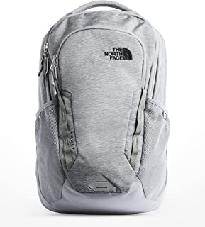 The North Face Vault Backpack, Mid Grey Dark Heather/TNF Black