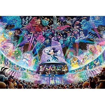 1000ピース ジグソーパズル ディズニーウォータードリームコンサート 【ホログラムジグソー】(51x73.5cm)