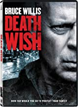Best bruce willis death wish dvd Reviews