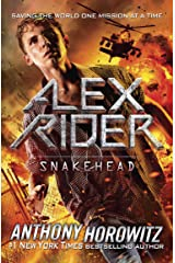 Snakehead (Alex Rider Book 7) Kindle Edition