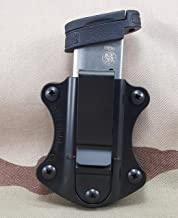 Tuckable IWB/OWB Mag Pouch for 9mm, 40 Cal. & 45 Single Stacks.