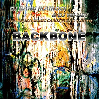 BACKBONE feat. NAIKA MC, MC CARDZ, 呂布カルマ & RITTO