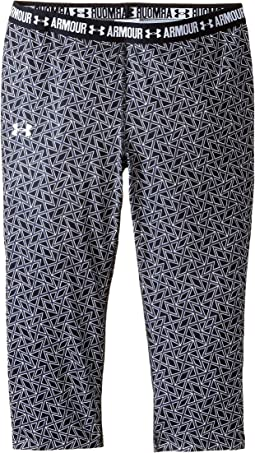 Printed Armour Capris (Big Kids)