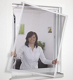 comprar comparacion Culex 100010101-VH Basic - Ventana mosquitera, Color Blanco, 80 x 100 cm