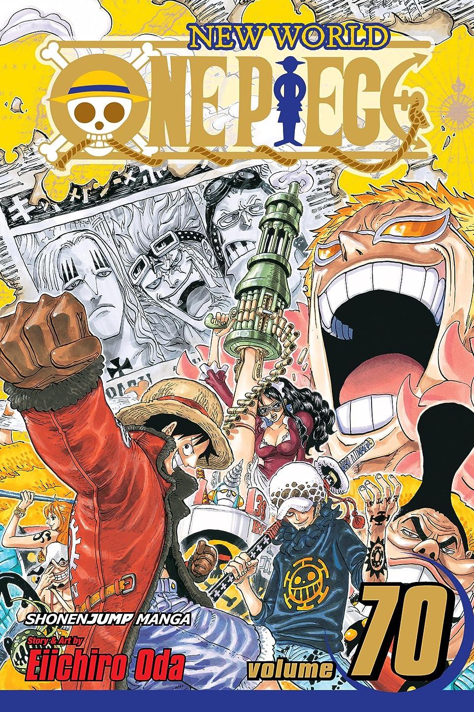 限られたデータうんざりOne Piece, Vol. 70: Enter Doflamingo (One Piece Graphic Novel) (English Edition)
