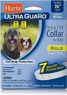 HARTZ UltraGuard Water Resistant 7 Month Protection Flea & Tick Collar