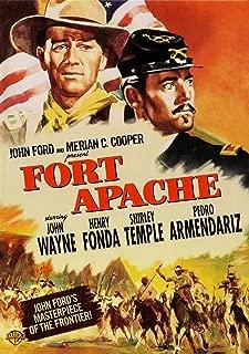 Fort Apache (1948) Movie Poster 24x36 inches John Wayne
