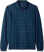 Van Heusen Men's Jaspe Windowpane Shirt