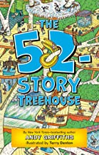 The 52-Story Treehouse: Vegetable Villains! (The Treehouse Books)