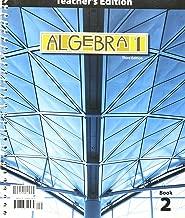 Algebra 1 Teacher Ed Grd 9