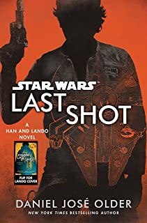 [Book Jacket] Star Wars Last Shot