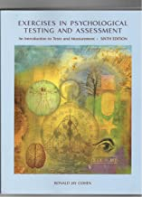 Exercises in Psychological Testing and Assessment (An Introduction to Tests and Measurement/Workbook)