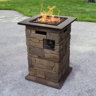 Best whiskey barrel fire pit Reviews
