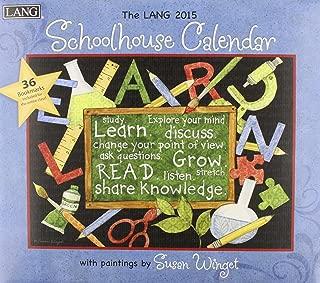 The Lang Schoolhouse 2015 Calendar