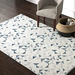 Best modern geometric area rug Reviews