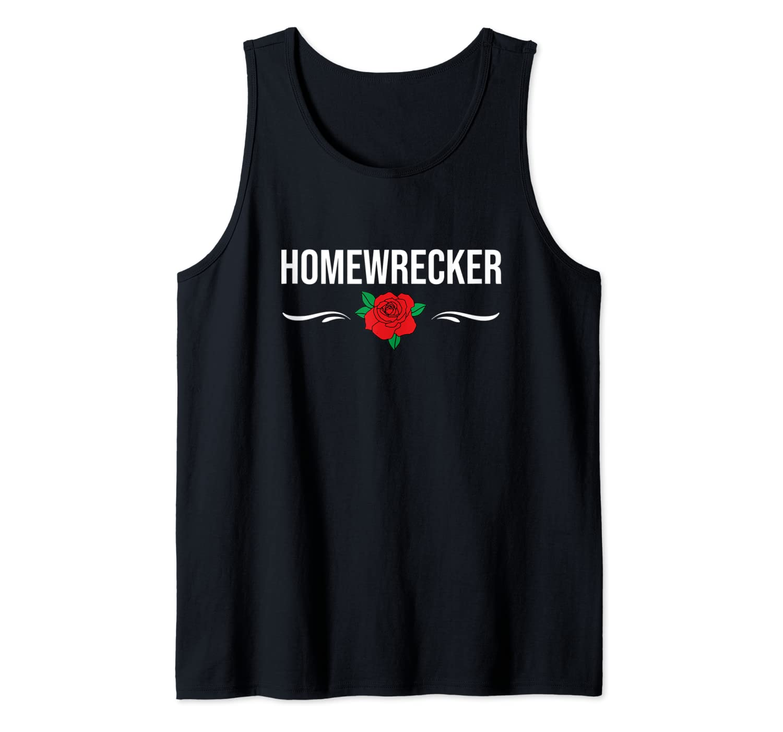 Homewrecker Divorce Gift Tank Top