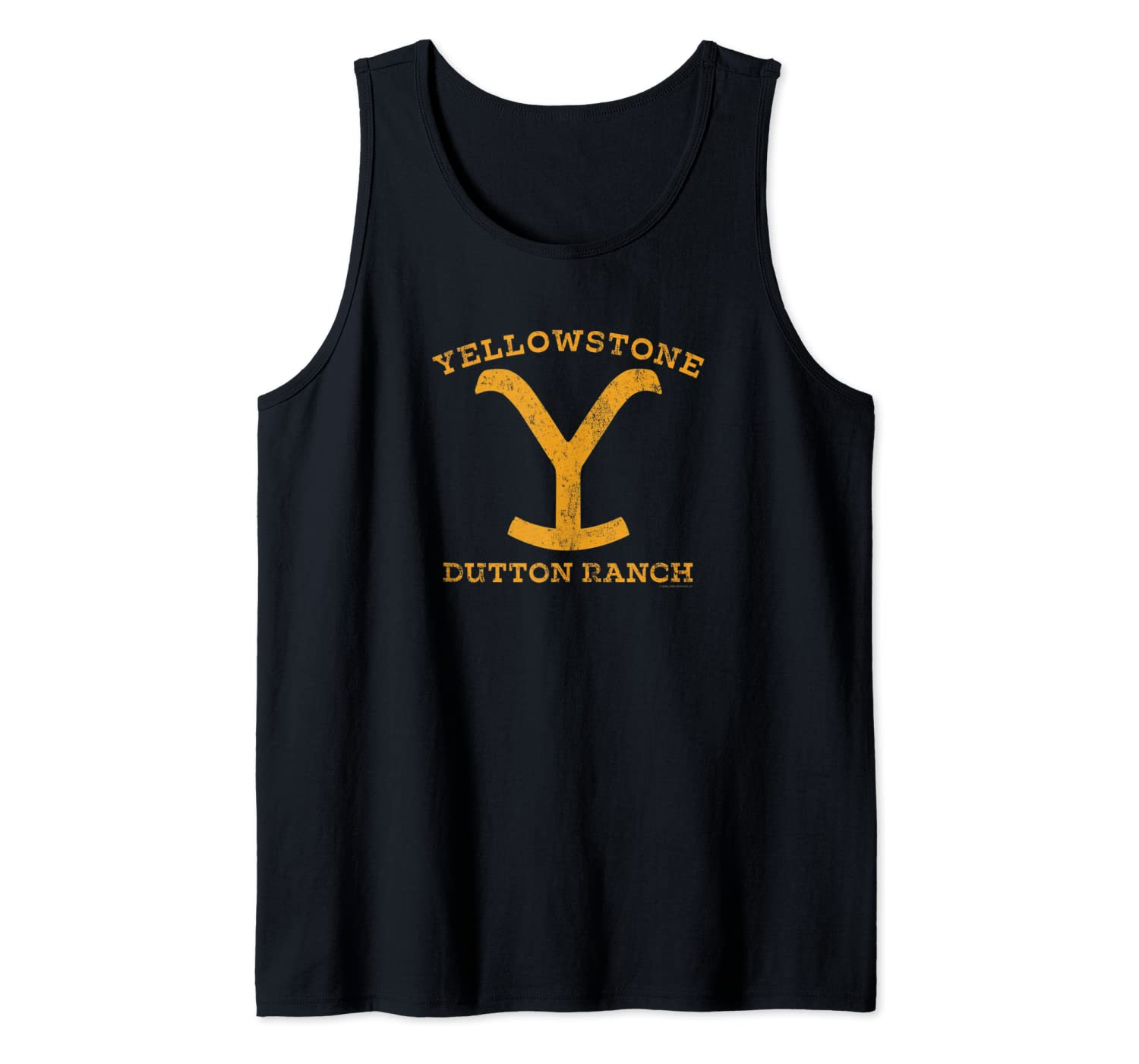 Yellowstone Tank Top