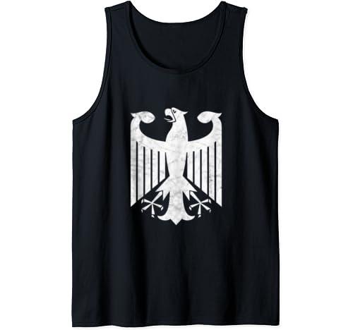 German Eagle Germany Coat Of Arms Deutschland Gift Tank Top