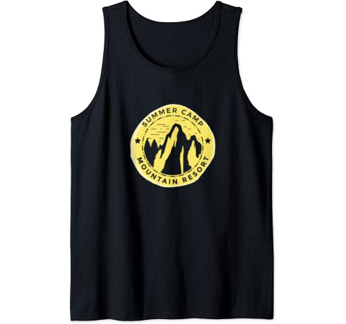 Summer Camp 2020 Summer Camp 2020 Near Me Camp Gift Tank Top