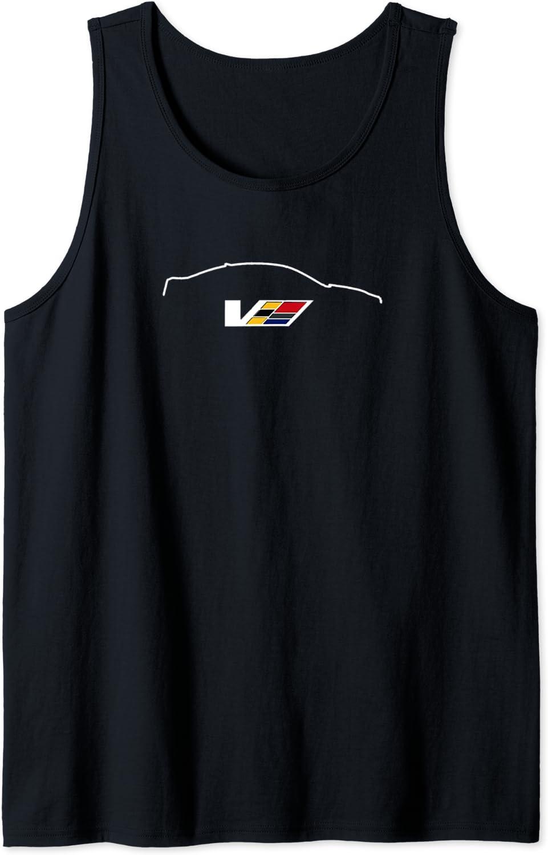 Regular store CTSV Logo Outline Top Tank Max 43% OFF
