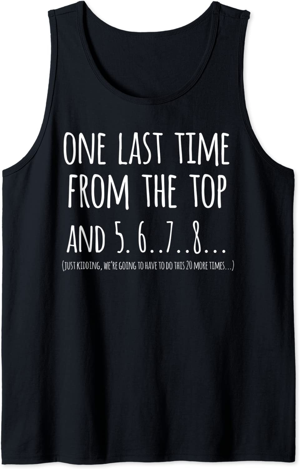 Choreographer Gift Dance Max 54% OFF Teacher Appreciation Last Tank All items free shipping One Time