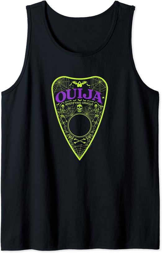 Ouija Neon Planchette Camiseta sin Mangas