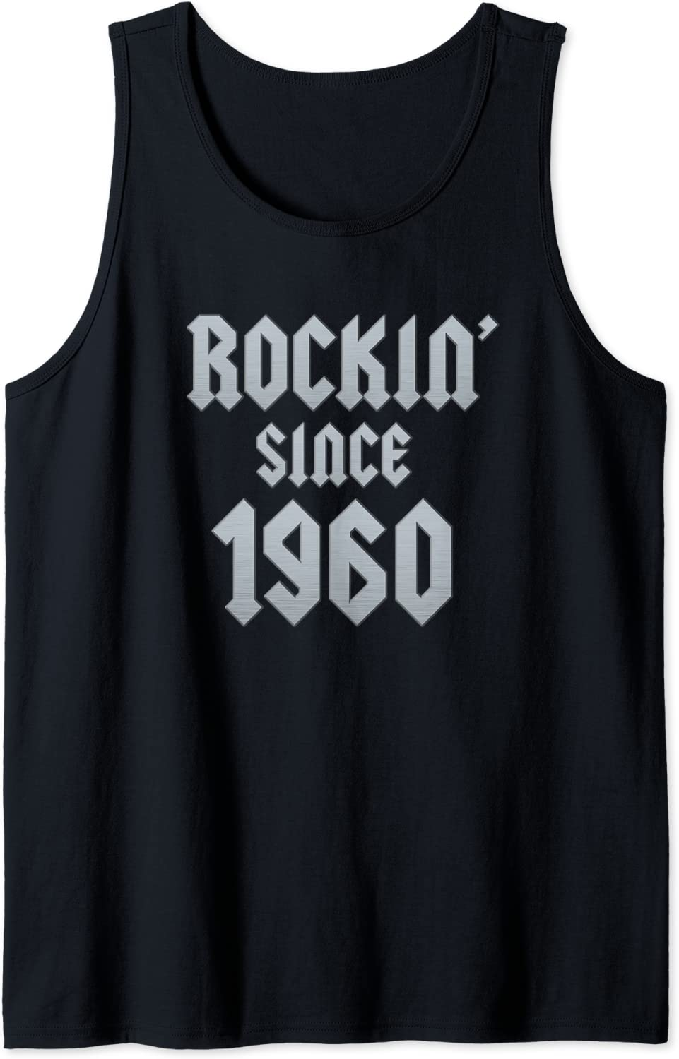 Gift for 61 Year Old: Classic Tank Birthday Cheap sale 61st 1960 Challenge the lowest price of Japan Top Rock