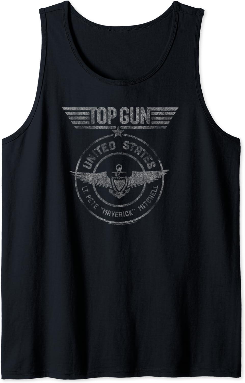 "Top Credence Gun Lt. Pete shopping ""Maverick"" Mitchell Seal Tank"