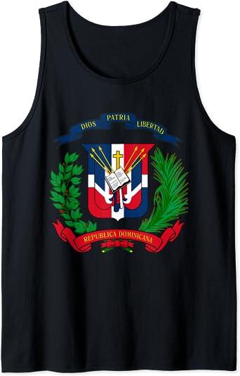 Coat of Arms Republica Dominicana Bandera Dominican Flag ...