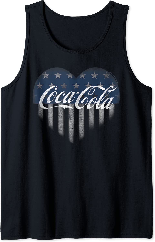 Coca Cola USA Coke Tank Ranking TOP18 Top Heart Arlington Mall