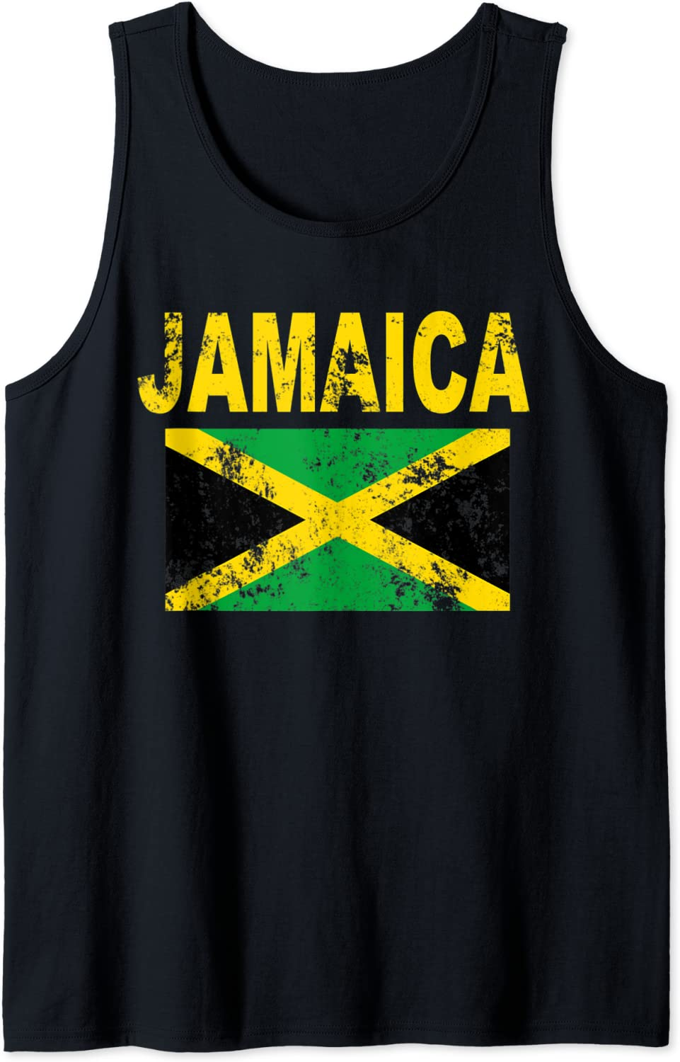 Flag Jamaica T-Shirt Cool Jamaican Flags Tank Gift Tee Women Men 4 Ranking integrated 1st place years warranty