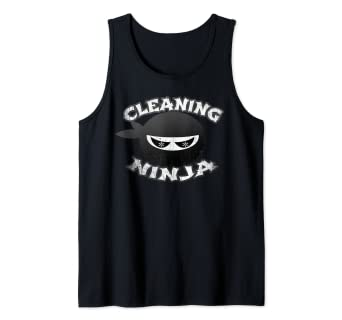 Amazon.com: Funny Cleaning Ninja Multitasking Washer Team ...