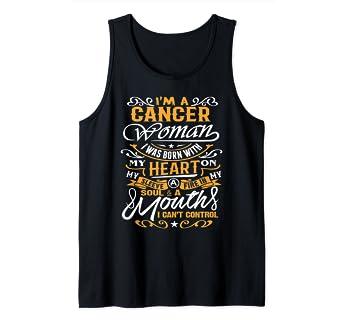 Amazon Cancer Clothes Im A Woman Zodiac Birthday Gifts