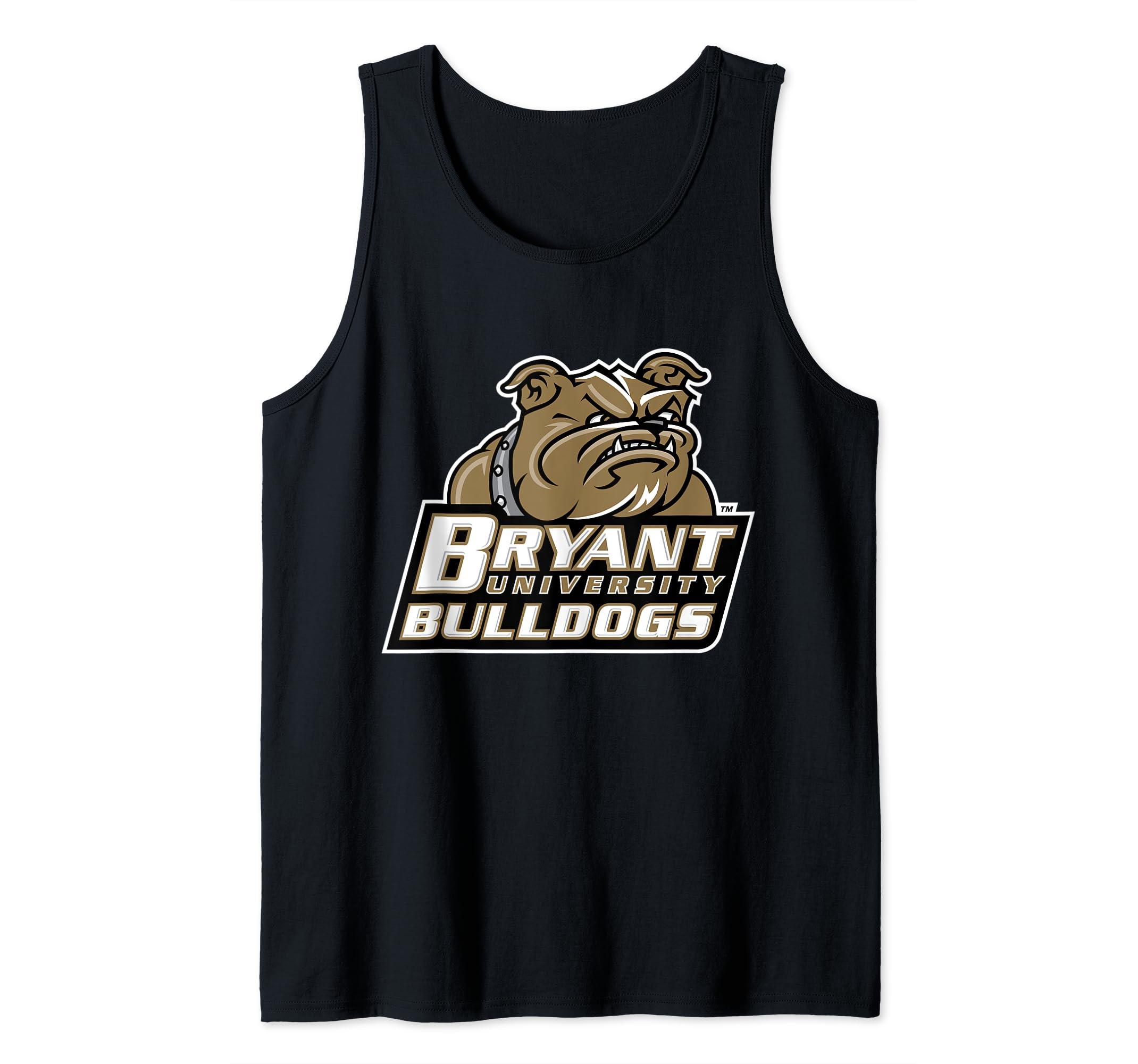 pretty nice a6b0e 0db69 Amazon.com: Bryant University Bulldogs NCAA PPBRY04 Tank Top ...
