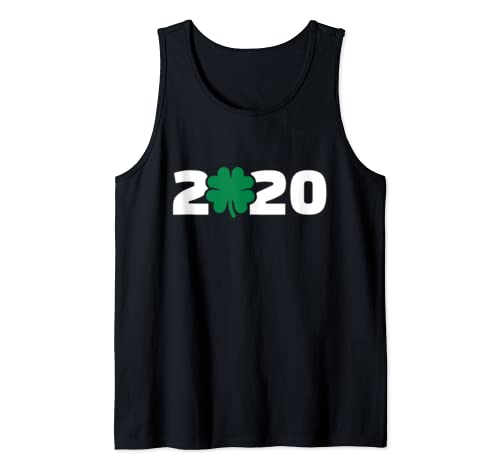 St. Patrick's Day 2020 Tank Top