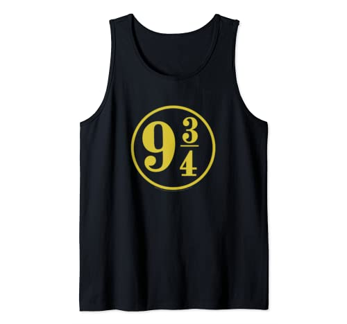 Harry Potter 9 3/4 Logo Tank Top