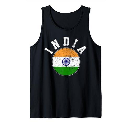 India Tank Top