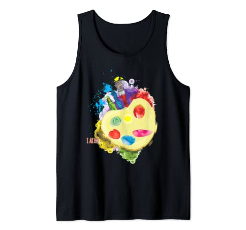 I Arted Art Lover Funny Artist Awesome Gift Idea Tank Top