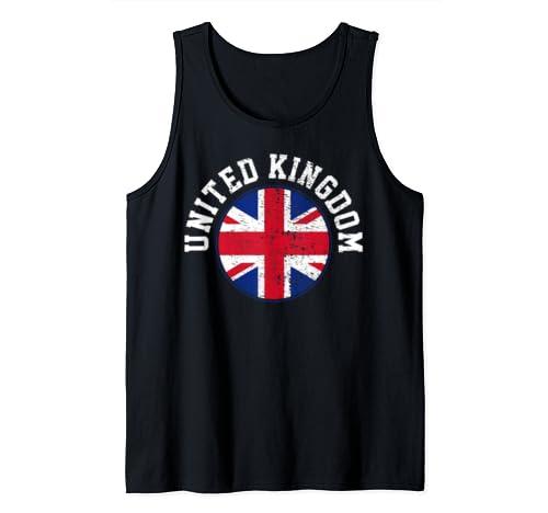 United Kingdom Tank Top