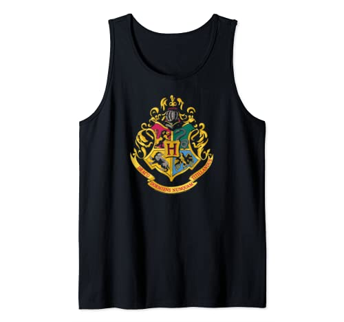 Harry Potter Hogwarts School Crest Tank Top