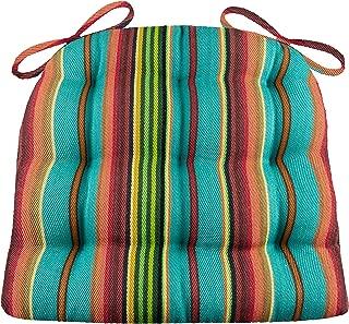 serape chair cushions