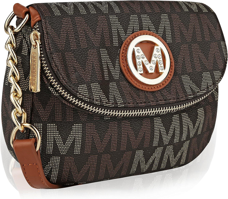 MKF Collection by Mia K. Farrow Camila M Signature Crossbody Bag