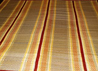DC ECO Natural Grass Made MAT/Carpets for Floor/Bed / Slipping (Make in India).