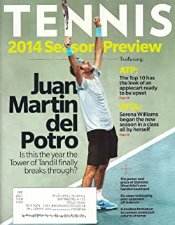Juan Martin del Potro, ATP Preview, Serena Williams, Stanislas Wawrinka - Tennis Magazine
