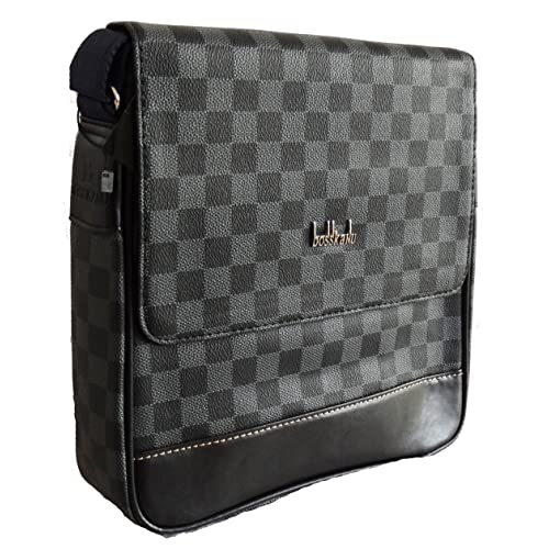 df50686950ce Gossip Girl - Designer Inspired Unisex Man Bag - Compact Small Cross Body  Messenger Record Bag
