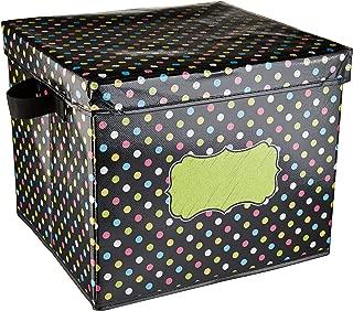Teacher Created Resources Chalkboard Brights Storage Box - 20766
