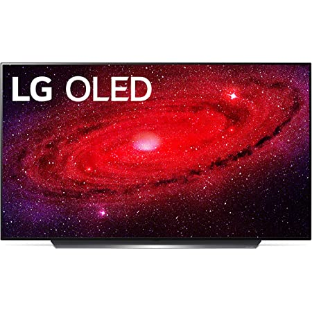 LG OLED65CXPUA Alexa Built-in CX 65-inch 4K Smart OLED TV (2020 Model)